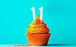 An exclusive 25% bonus in celebration of AMarkets' birthday